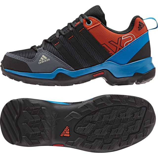 Adidas Ax2 Cp Chaussures Enfant rougenoir pas cher