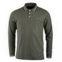 f7eee6edb Polo homme Manches longues - Achat Polo homme Manches longues pas ...