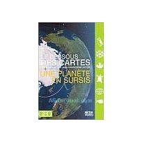 Arte Vidéo - Le Dessous Des Cartes : Une PlanÈTE En Sursis - Dvd - Edition simple