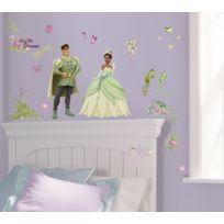 Fun House - Stickers La Princesse Et La Grenouille Disney