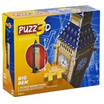 MB - PUZZ3D - PUZZLE 3D BIG BEN 373 PIECES
