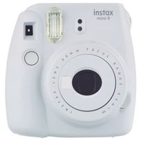 FUJI - Instax Mini 9 blanc cendré