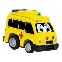 Dickie Toys - Véhicule Comic Cars