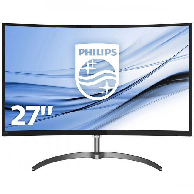 Philips 278E8QJAB, 68,6 cm 27 Zoll Va - Dp, Hdmi, Vga Philips 278E8QJAB, 68,6 cm (27 Zoll), Va - Dp, Hdmi, Vga