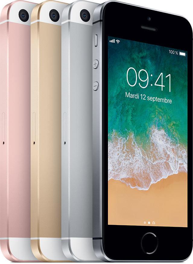 iphone SEFAMILY