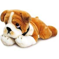 Keel Toys - Peluche Chien Bulldog 35 cm