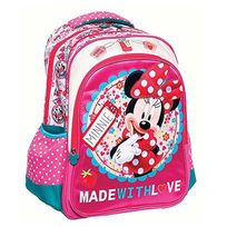 Minnie Et Ses Amies - Sac à dos Minnie Mouse made with love 43 Cm