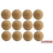 Supreme - Lot de 12 balles de Baby Foot Liège