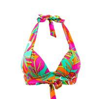 Emmatika - Maillot de bain Triangle Jungle Tcoq Multicolore
