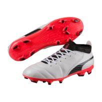 Puma - Chaussures football One 17.2 Fg Blanc
