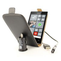 Swiss Charger - Pack voiture Nokia Lumia 520