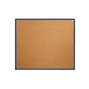 ulmann 105612 panneau d 39 affichage 24 a4 liege encadrement bleu pas cher achat vente. Black Bedroom Furniture Sets. Home Design Ideas