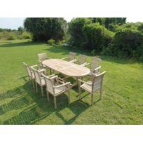 C&L Jardin - Salon de jardin Mahui e08 - pas cher Achat / Vente ...