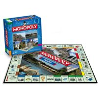 Winning Moves - Monopoly Tours