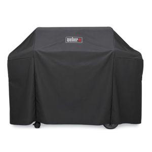 weber housse barbecue premium pour genesis ii 4 br leurs pas cher achat vente housses et. Black Bedroom Furniture Sets. Home Design Ideas