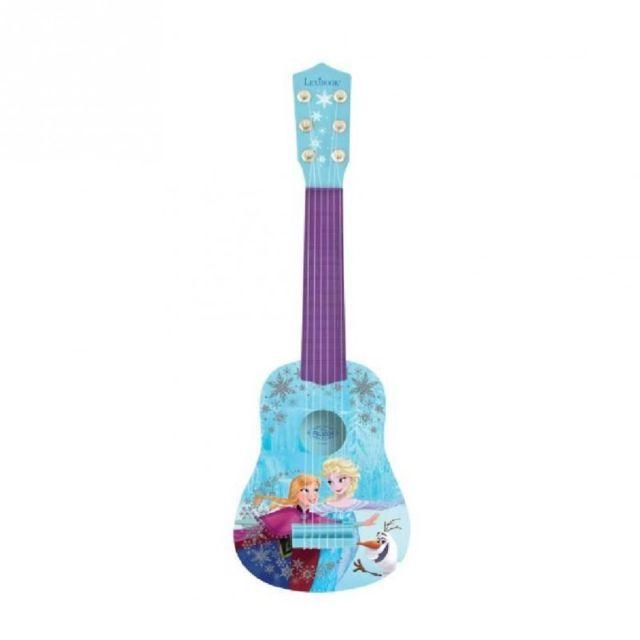 Lexibook La Reine Des Neiges Guitare