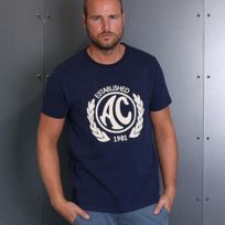 Cobra - T-shirt Ac Super Dry bleu pour homme taille Xxl