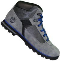 Timberland - Boots - Chaussures Montantes - Homme Ek Riverton 9433r - Gris Moyen