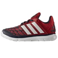 reputable site 7436a 3bb48 Adidas - Marvel Spider-Man Chaussure Garçon - Taille 36 - Rouge