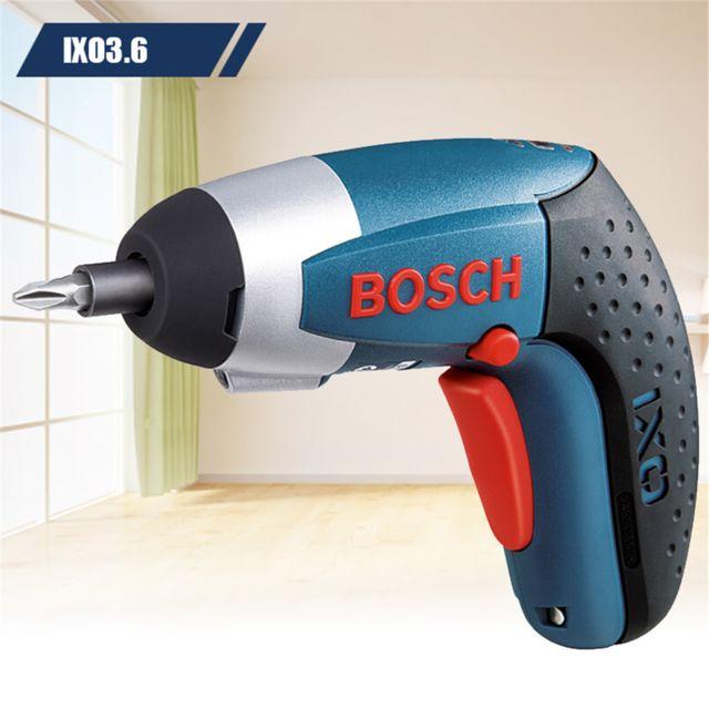 Bosch Ixo Iii 3.6V Professional Visseuse sans fil Led Lithium ion Bosch Ixo 3