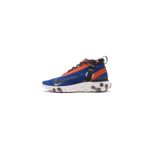 f4cfd18cd2 Nike - Basket React Runner Mid Wr Ispa - At3143-400 - pas cher Achat /  Vente Baskets homme - RueDuCommerce