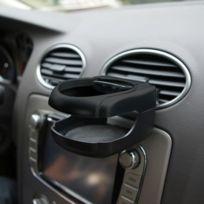 Shot - Porte-Gobelet pour Dacia Voiture Pince Ventilateur A/C Support Boisson Bouteille