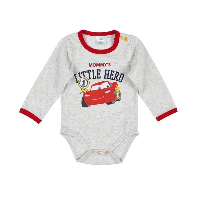 Disney - Cars Babies Boys Body Gris - pas cher Achat   Vente Sous ... f11ed9f8605