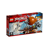 Lego - NINJAGO - L'attaque du Zeppelin des Pirates - 70603