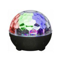 Denver Electronics - Haut-parleurs bluetooth Btl-65 6W Noir