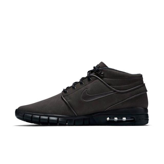 premium selection eefbb 66b07 Nike - Basket Sb Stefan Janoski Max Mid Leather - 807509-001 - pas cher  Achat   Vente Baskets homme - RueDuCommerce