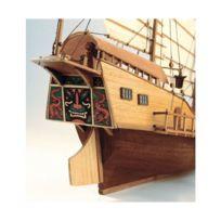 Artesania - Maquette bateau en bois : Red Dragon Jonque Chinoise