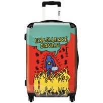 Ikase - Valise Keith Haring excellence saves Pop-0601-MLT