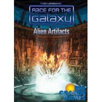 Ystari Games - Jeux de société - Race for the Galaxy : Artefacts Aliens Vf