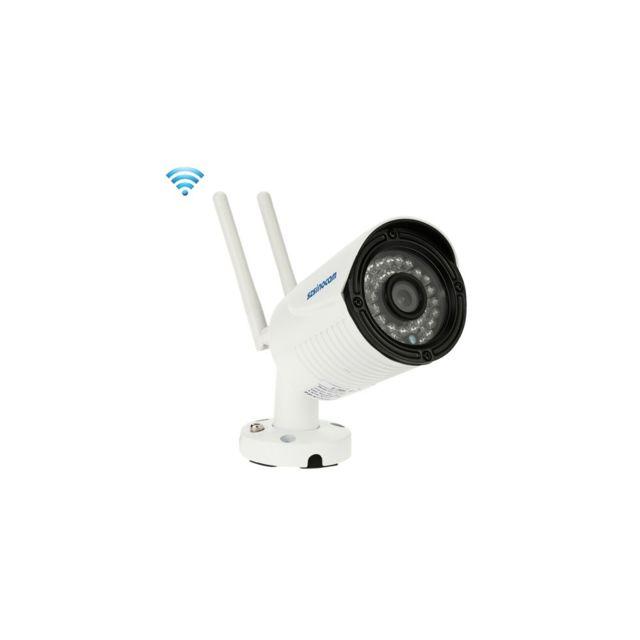 Auto-hightech camera Ip Hd 2.0MP 1080P P2P, camera de sécurité intélligent wifi sans fil avec une ca