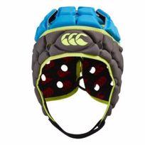 Canterbury - Casque Rugby Ventilator Quiet Shade - taille : L - couleur : Bleu