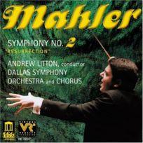 """Delos - Mahler: Symphony No. 2 """"RESURRECTION"""" - Coffret De 2 Cd"""