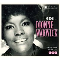 Legacy Recordings - Dionne Warwick - The real DigiPack