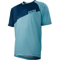 Ixs - Progressive 6.1 Trail - Maillot manches courtes - bleu