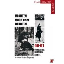 Oeuvre Frans Buyens Lydia Chag - Combattre pour nos droits