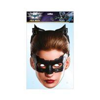 Bristol Novelty - Masque de catwoman en carton