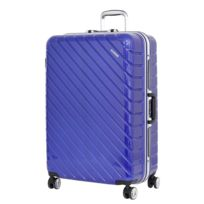 Alistair - Infinity - Valise Grande Taille 75 Cm - Abs Ultra LÉGÈRE - 4 Roues