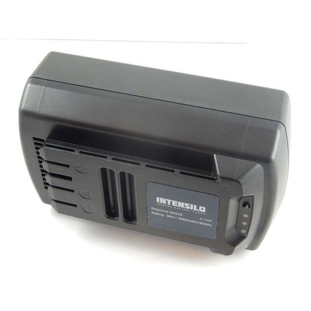 G-Max 40 V 29463 Batterie 5000 mAh intensilo pour GREENWORKS 25302 29302 2601402