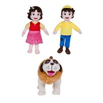 Play By Play - Peluche - Heidi assortiment 22 cm peluches 12