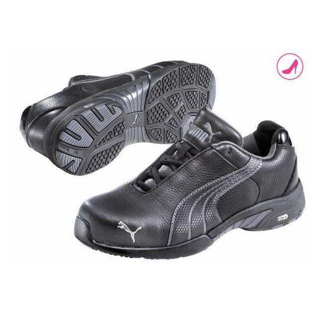chaussure de sécurité puma femme