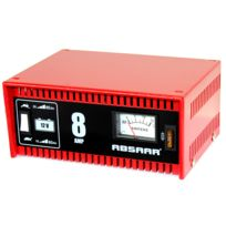 ABSAAR - Chargeur 8 AMP 12V N/E AmpM