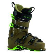 K2 - Chaussure De Ski Pinnacle 130 Lv Marron Homme