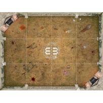 Arcane Wonders - Jeux de société - Mage Wars Arena : Salenia Playmat