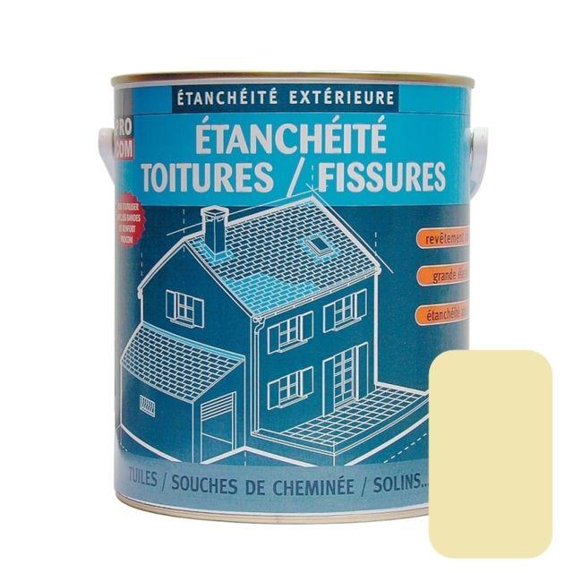 procom peinture d 39 tanch it pour toiture r paration tuiles fissures anti fuites anti. Black Bedroom Furniture Sets. Home Design Ideas