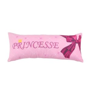 mon beau tapis coussin princesse rectangle 70x30cm rose 70cm x 30cm pas cher achat vente. Black Bedroom Furniture Sets. Home Design Ideas