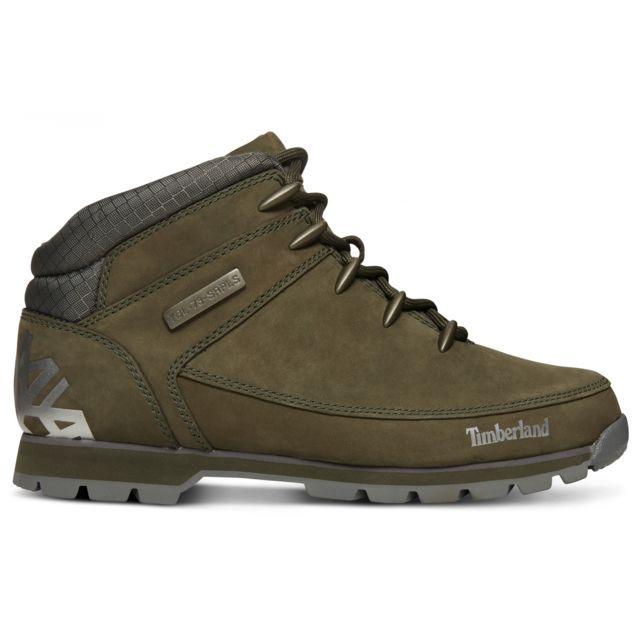 Chaussures Euro Sprint Hiker Dark Green
